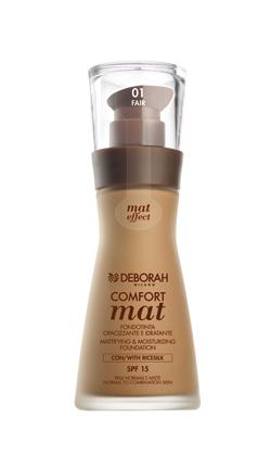 Base de maquillaje líquido Deborah