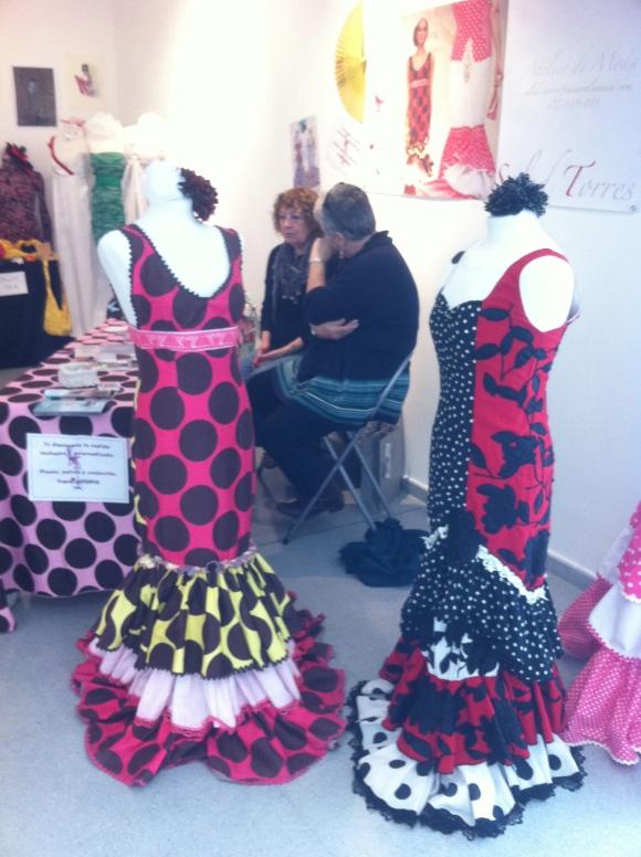 Salud Torres Moda Flamenca