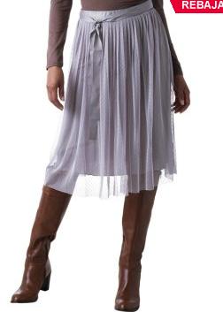 Falda de tul promod