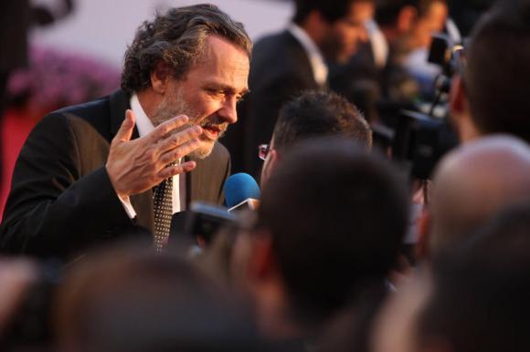 José Coronado en el Festival de Cine de Málaga